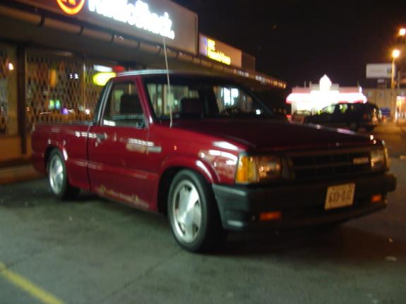Another MidnightMike1 1992 Mazda B-Series Cab Plus post... - 969254