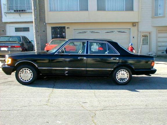Another 2EXPY4U 1983 Mercedes-Benz S-Class post... - 971854