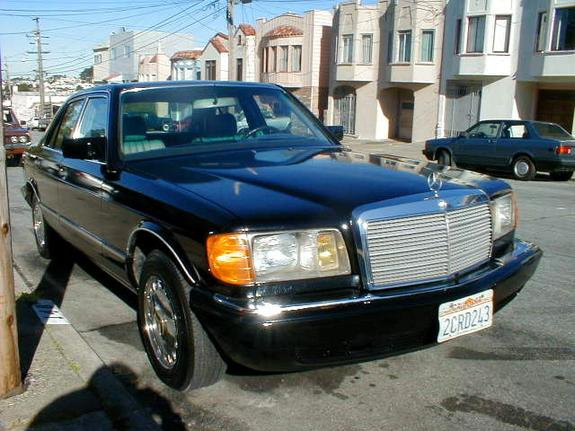 Another 2EXPY4U 1983 Mercedes-Benz S-Class post... - 971856