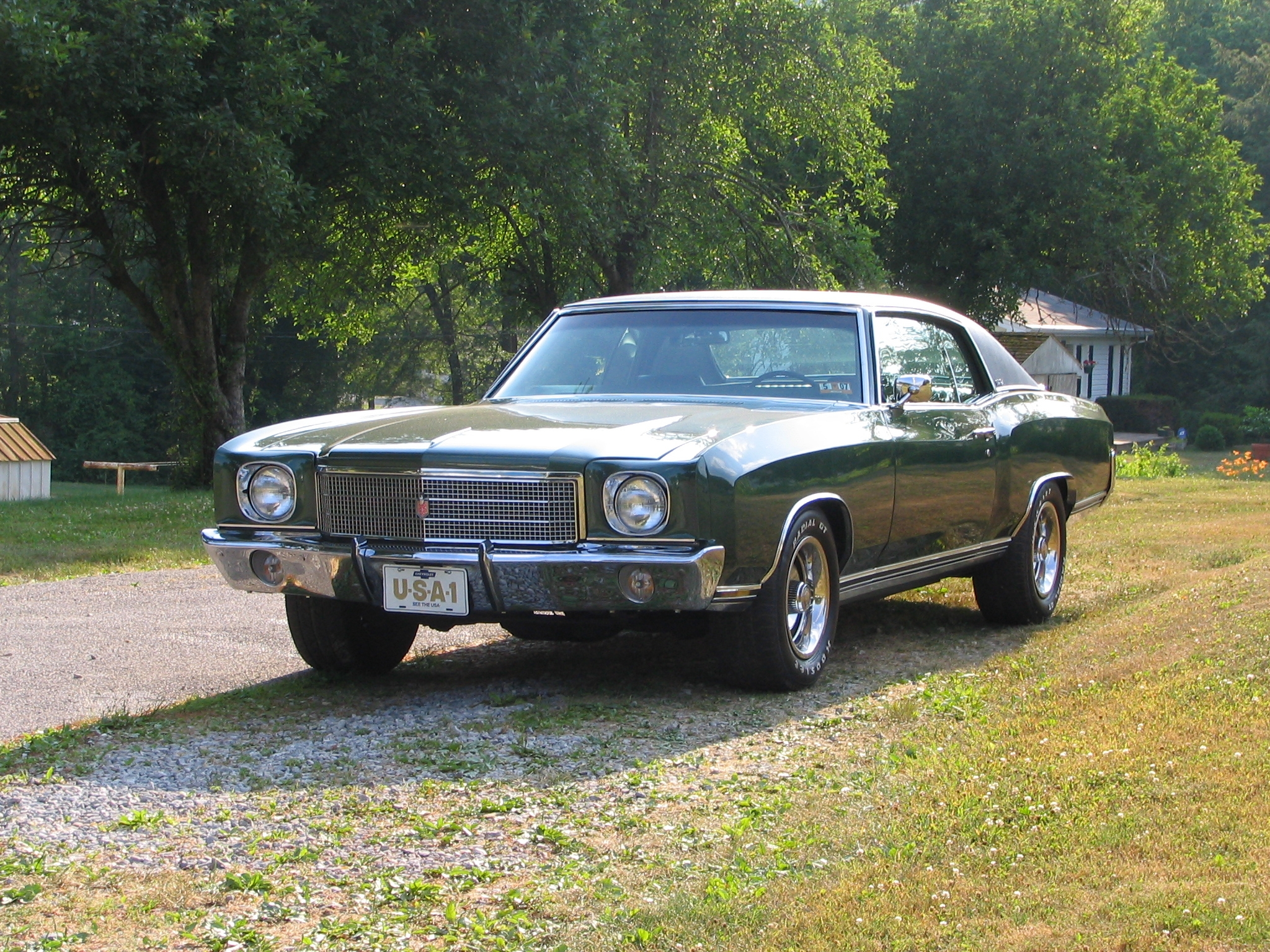 Another Mr70Monte 1970 Chevrolet Monte Carlo post... - 15333289