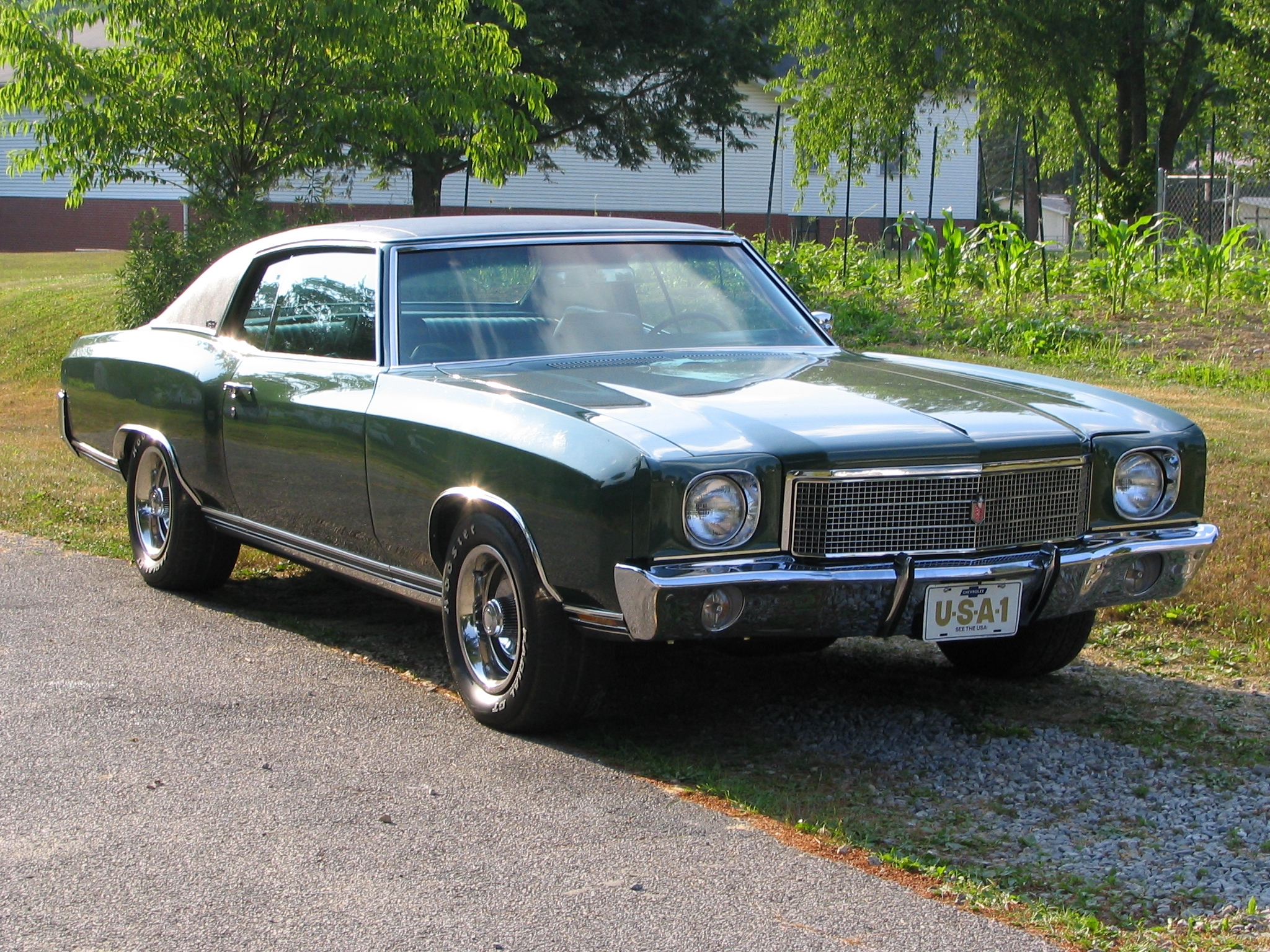Another Mr70Monte 1970 Chevrolet Monte Carlo post... - 15333290
