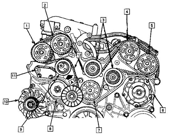 engine diagram 1999 chevy lumina 3800