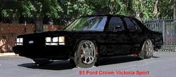 adrian789 1991 Ford Crown Victoria