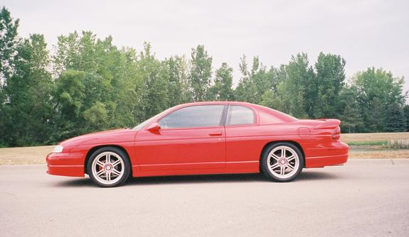 Another DOHCZ34 1998 Chevrolet Monte Carlo post... - 982307