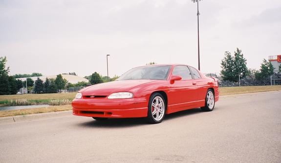 Another DOHCZ34 1998 Chevrolet Monte Carlo post... - 982308