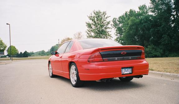 Another DOHCZ34 1998 Chevrolet Monte Carlo post... - 982309