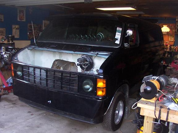 Another hurricanewayne2 1979 Dodge Ram Van 150 post... - 984431