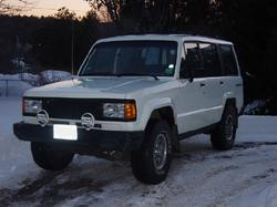 FezzK 1989 Isuzu Trooper