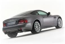 Allielikesfire 2003 Aston Martin DB7