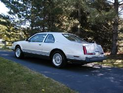 Point_Blank 1991 Lincoln Mark VII