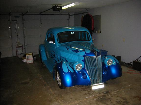 Another 1low40 1936 Ford Mustang post... - 992017