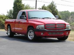 red01dakota 2001 Dodge Dakota Regular Cab & Chassis