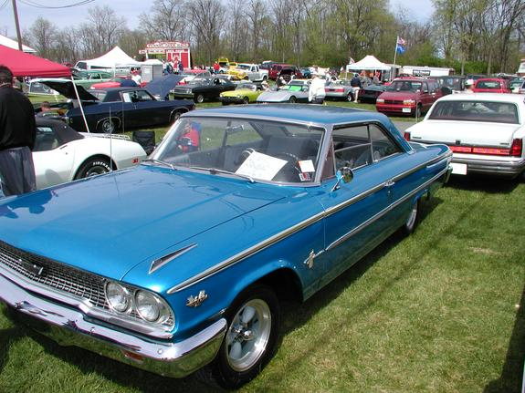 callmewillis 1963 Ford Galaxie 992115