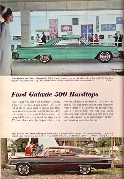 callmewillis 1963 Ford Galaxie 992124