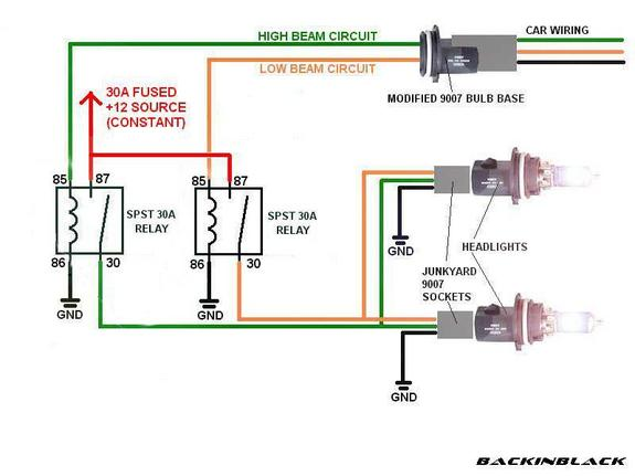 2808650227_large?v=0 2005 pontiac grand am wiring diagram factory wiring harness 2000 Grand AM Wiring Diagram at soozxer.org