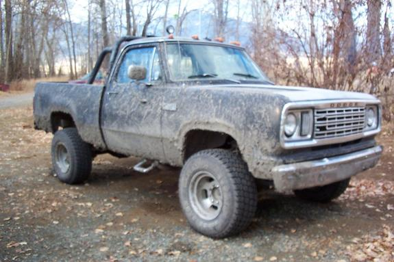 slammed89 1978 Dodge Ram 1500 Regular Cab Specs, Photos ...