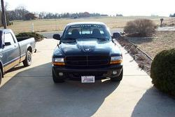 thedakrt 2001 Dodge Dakota Regular Cab & Chassis