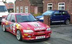 tockwell 1991 Ford Orion