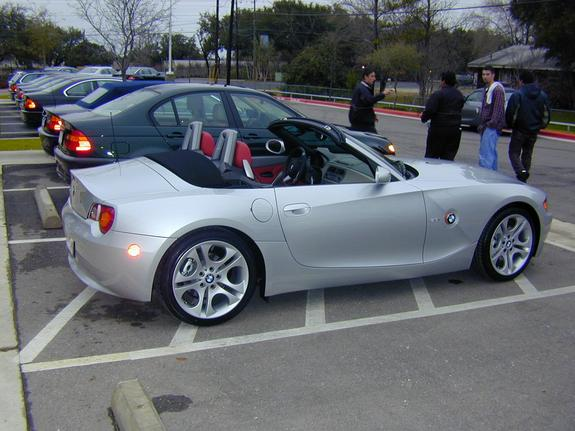 Kenastma 2003 Bmw Z4 Specs Photos Modification Info At Cardomain
