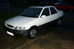 orionzetec 1993 Ford Orion