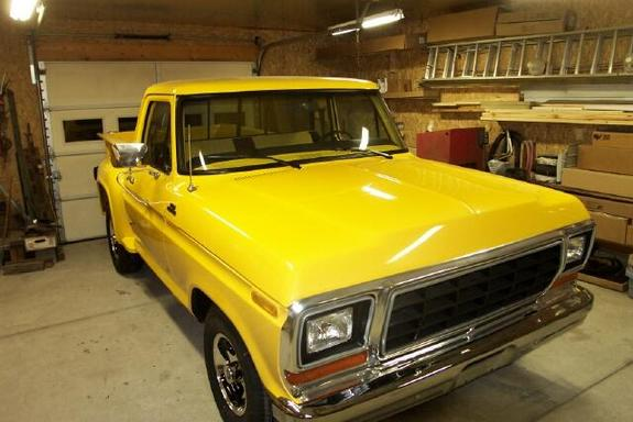 stepside's 1979 Ford F150 Regular Cab in Howard City, MI