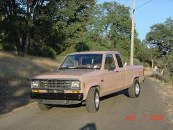 Nomad313 1988 Ford Ranger Regular Cab