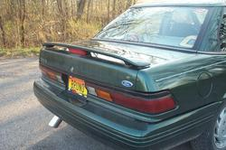 Bruny 1992 Ford Tempo