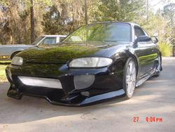 Chrissmazdamx6s 1993 Mazda MX-6