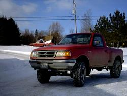 ryno2 1997 Ford Ranger Regular Cab
