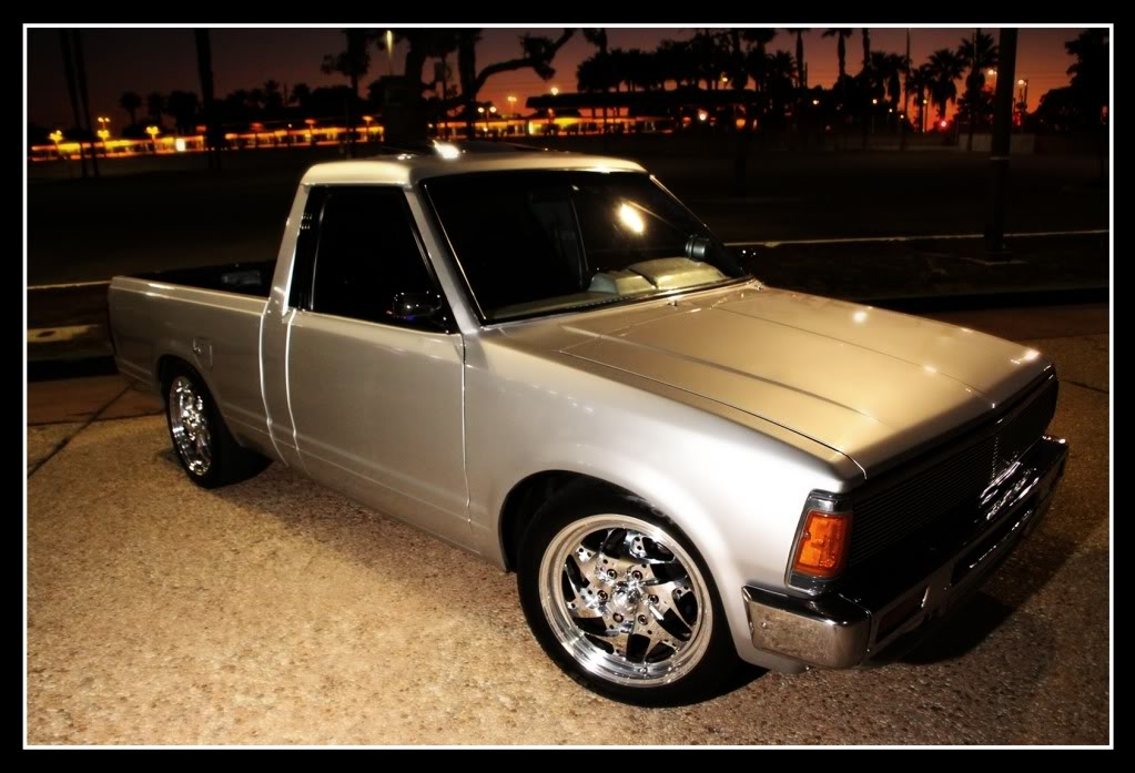 Nissan Pick Up 1986 Tuning - Fotos de coches - Zcoches