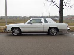 koolvic86s 1986 Ford LTD Crown Victoria