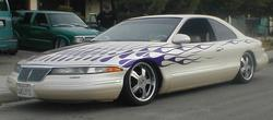 simon95linc 1995 Lincoln Mark VIII