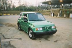 feelnlow 1995 Suzuki Sidekick