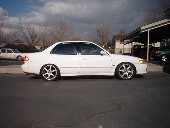 Slcrolla 2001 Toyota Corolla Specs Photos Modification Info At