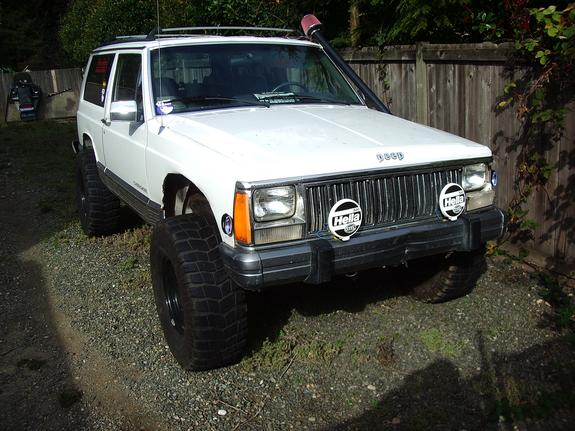 sonystyle87 1991 Jeep Cherokee