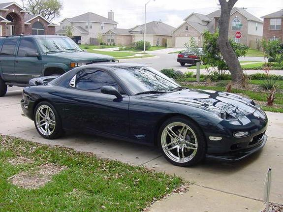 Another fastrx7man 1994 Mazda RX-7 post... - 1025007