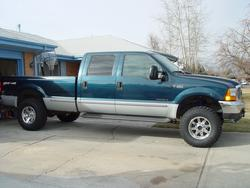 hispasianboi 1999 Ford F150 Regular Cab