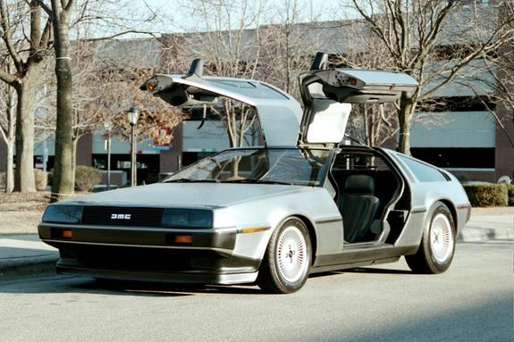 ExoticDMC's 1981 DeLorean DMC-12