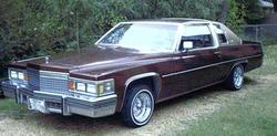 Universal 1979 Cadillac DeVille