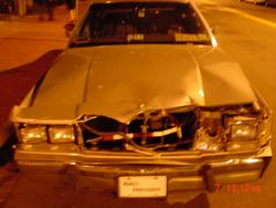 Mike_Vic 1991 Ford Crown Victoria
