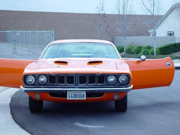 Another 440kuda 1971 Plymouth Barracuda post... - 1038421