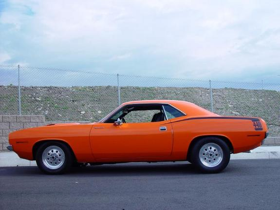 Another 440kuda 1971 Plymouth Barracuda post... - 1038422