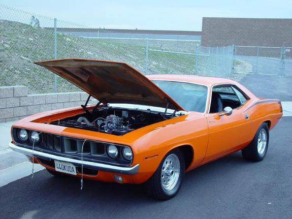 Another 440kuda 1971 Plymouth Barracuda post... - 1038432