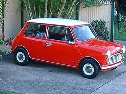 mokepower2 1971 MINI Cooper
