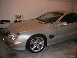Sw1tched 2003 Mercedes-Benz SL-Class