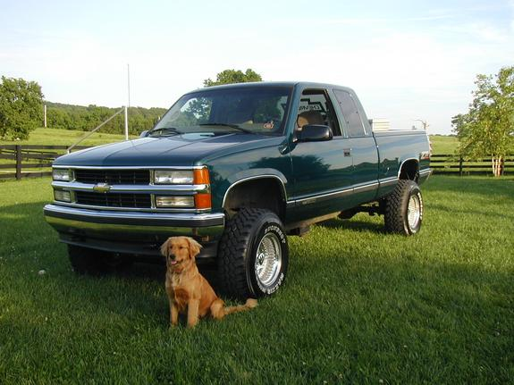 1998 Chevrolet Silverado 1500 Regular Cab