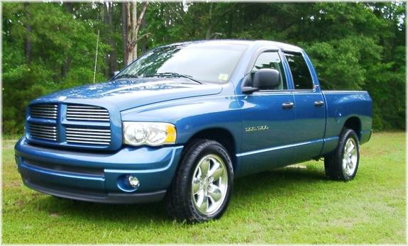 BigBlue02 2002 Dodge Ram 1500 Regular Cab