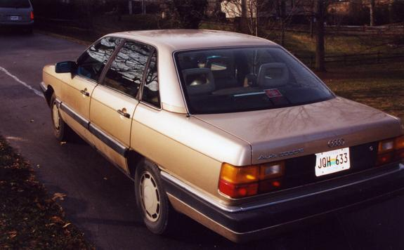 splinter222's 1988 Audi 5000