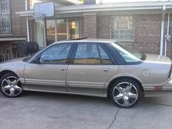 hollywood6 1996 Oldsmobile Cutlass Supreme
