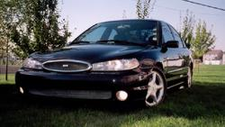 Berth 1998 Ford Contour
